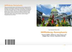 Обложка Mifflinburg, Pennsylvania