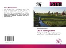 Bookcover of Utica, Pennsylvania