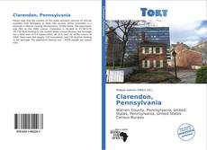 Bookcover of Clarendon, Pennsylvania