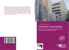 Clarendon, Pennsylvania的封面