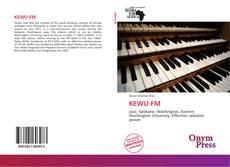 Capa do livro de KEWU-FM