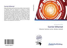 Bookcover of Carrier Ethernet