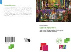 Couverture de Karlen Abramov