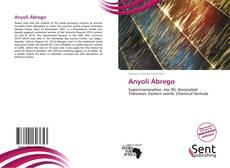 Anyolí Ábrego kitap kapağı