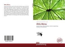 Bookcover of Átila Abreu