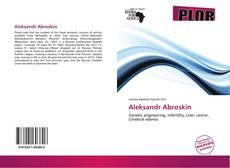 Couverture de Aleksandr Abroskin