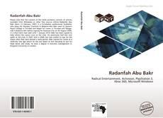 Bookcover of Radanfah Abu Bakr