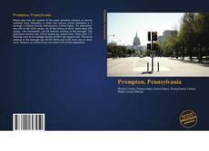 Prompton, Pennsylvania的封面