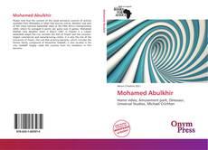Portada del libro de Mohamed Abulkhir