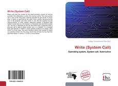 Bookcover of Write (System Call)