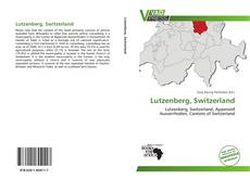 Bookcover of Lutzenberg, Switzerland