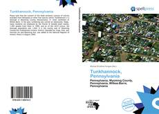 Bookcover of Tunkhannock, Pennsylvania