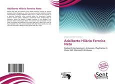 Bookcover of Adalberto Hilário Ferreira Neto