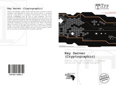 Bookcover of Key Server (Cryptographic)