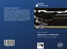 Buchcover von Opensource Architecture