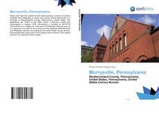 Capa do livro de Murrysville, Pennsylvania