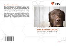 Capa do livro de Sam Adams (musician)