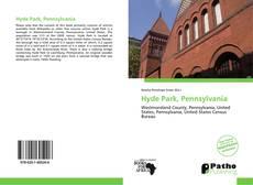 Portada del libro de Hyde Park, Pennsylvania