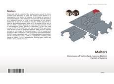 Bookcover of Malters