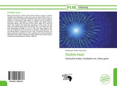 Bookcover of Toshio Iwai
