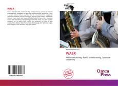 Buchcover von WAER