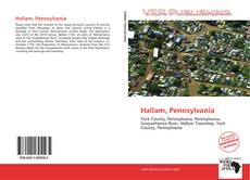 Bookcover of Hallam, Pennsylvania