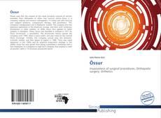 Portada del libro de Össur
