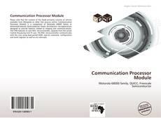 Capa do livro de Communication Processor Module