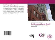 East Prospect, Pennsylvania kitap kapağı