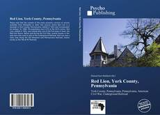 Bookcover of Red Lion, York County, Pennsylvania