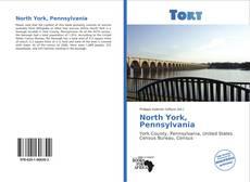 Capa do livro de North York, Pennsylvania
