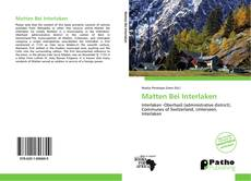 Bookcover of Matten Bei Interlaken