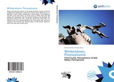 Bookcover of Winterstown, Pennsylvania