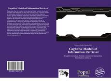 Bookcover of Cognitive Models of Information Retrieval