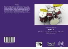 WESA kitap kapağı