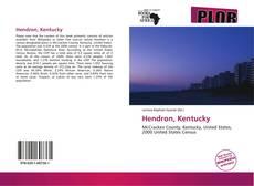 Couverture de Hendron, Kentucky