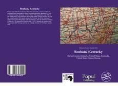 Benham, Kentucky kitap kapağı