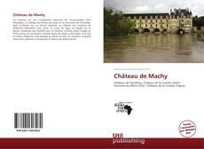 Copertina di Château de Machy