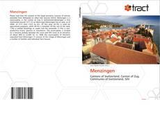 Bookcover of Menzingen