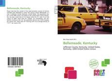 Buchcover von Bellemeade, Kentucky