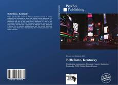 Capa do livro de Bellefonte, Kentucky