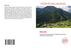 Bookcover of Meride