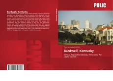 Bardwell, Kentucky的封面