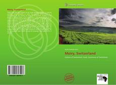 Bookcover of Moiry, Switzerland
