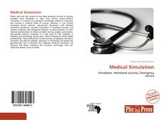 Bookcover of Medical Simulation