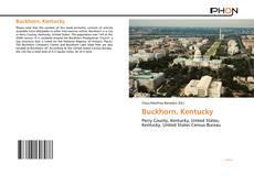 Capa do livro de Buckhorn, Kentucky
