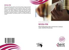 Bookcover of WVSU-FM