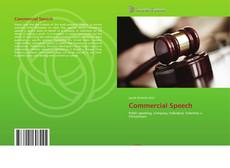 Buchcover von Commercial Speech