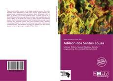 Capa do livro de Adilson dos Santos Souza