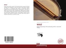 Bookcover of WXJZ